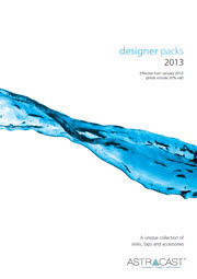 Astracast Designer Packs Brochure 2013