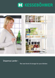 Flanagan Fittings - Kesseböhmer Larder Units