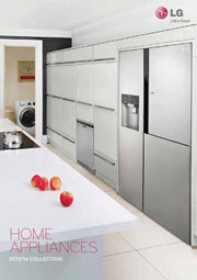 LG Home Appliances 2013/2014 Collection
