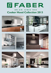 Faber Cooker Hood Collection 2013