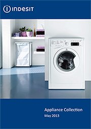 Indesit Appliance Collection May 2013