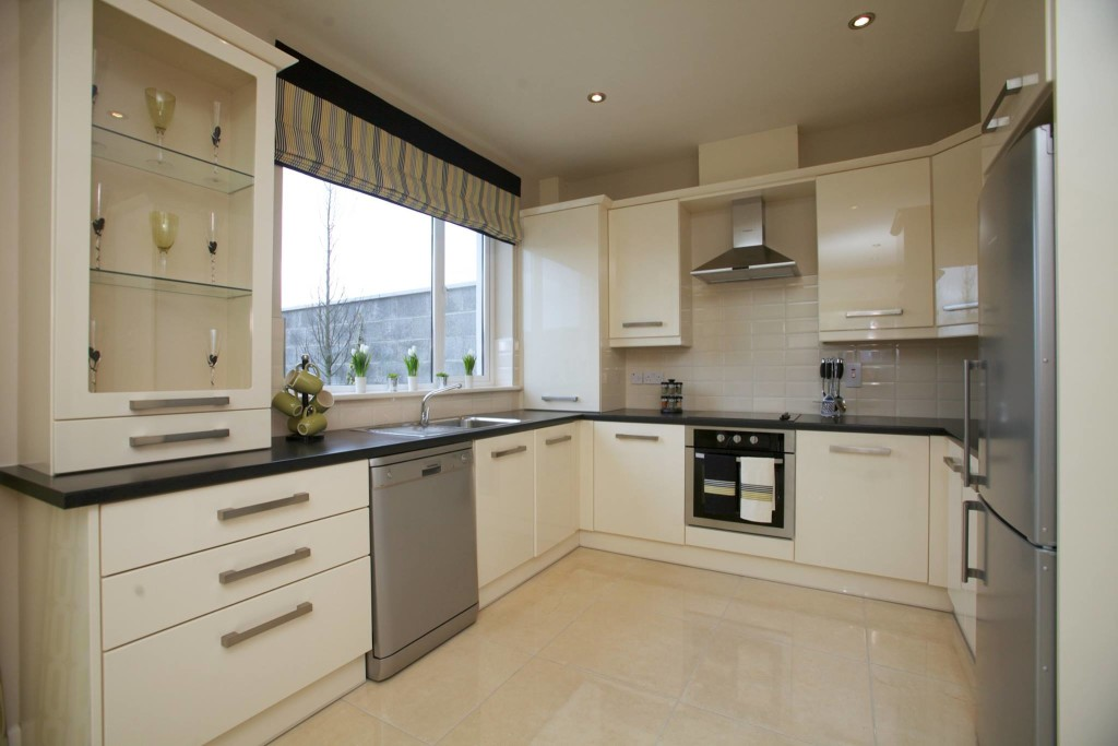 New Kitchen Genesis Homes High Gloss
