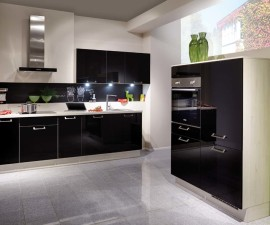 Lacquered Black Ultra High Gloss